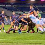Edinburgh Rugby v Glasgow Rugby Maul