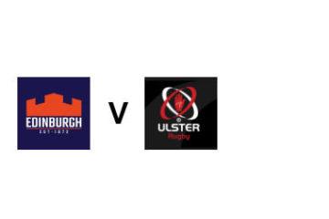 Edinburgh Rugby v Ulster Rugby